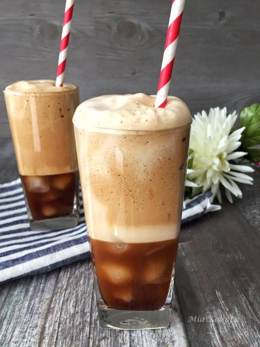 Greek Frappe Coffee