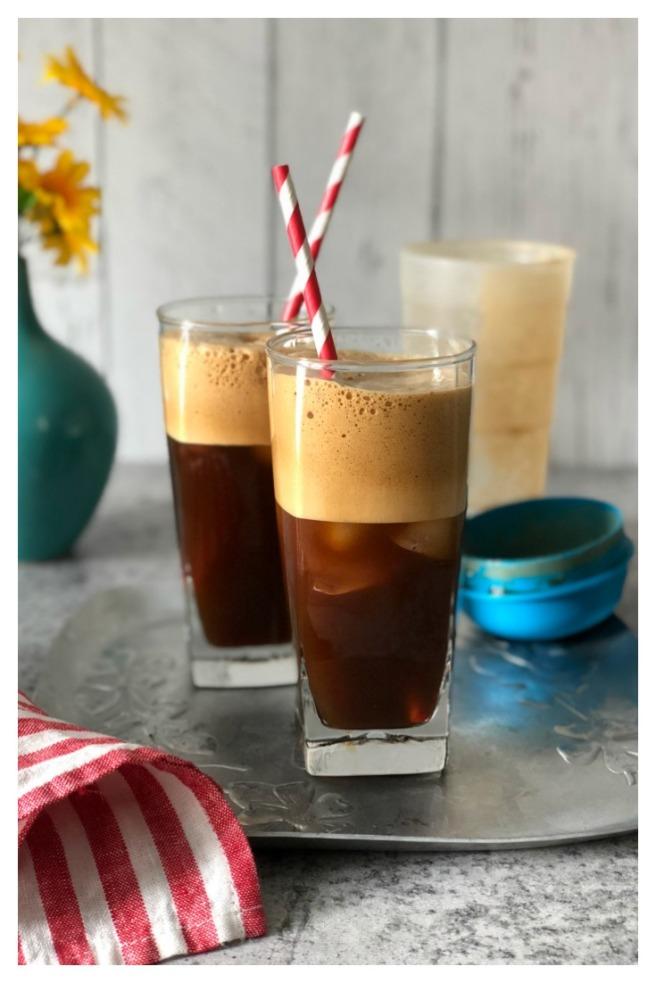 Frappé coffee (Φραπέ)